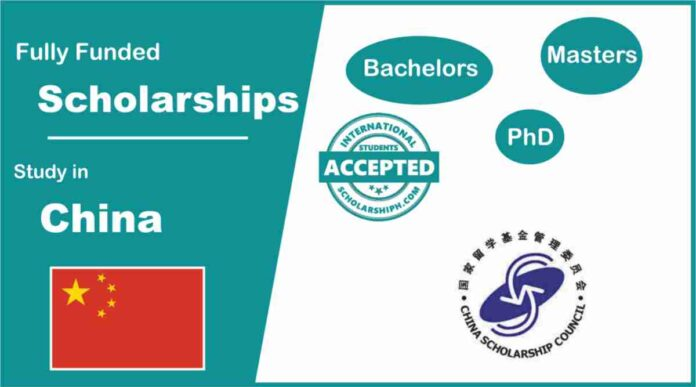 Chinese Government Scholarships (CSC Scholarships))