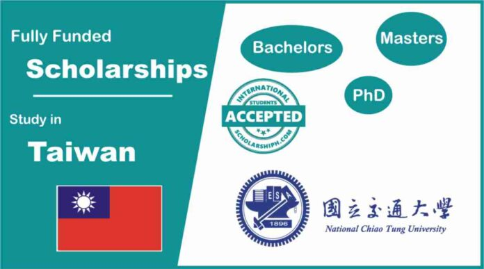 National Chiao Tung University Scholarships for International Students